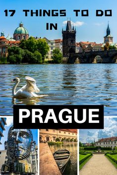 There are so many things to do in Prague, Czech Republic. Prague is on everyone's list when heading to Europe. We have made a list for you of what to do in Prague. Enjoy. #prague #czechrepublic #europe