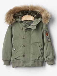 Love this for Aiden Flight jacket