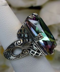 Wholesale Antique & Vintage Reproductions, Heirloom, Floral, Pearl, Sterling Silver & Gold Filigree Gemstone Jewelry: Rings, Earrings, Pendants/Necklaces, Bracelets. Victorian, Edwardian, Gothic/Renaissance, Art Deco, Art Nouveau, Vintage, and New Inspirations... http://stores.ebay.com/SilverFiligreeJewelry?_rdc=1