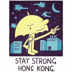 Stat strong Hong Kong