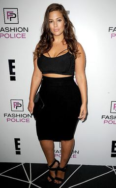 "Plus-Size Model Ashley Graham Reacts to Fat-Shaming YouTube Star Nicole Arbour: ""The Subject Matter Is Disgusting"" Ashley Graham, E!s 2016 Spring NYFW Kick Off Party"
