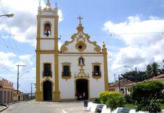 Marechal Deodoro, Alagoas - Brasil - Matriz de Nossa Senhora da Conceição