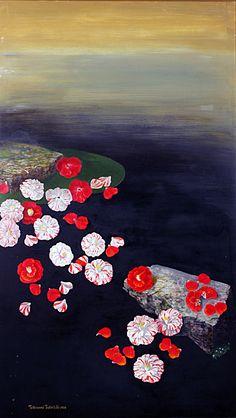 「 散 椿 」 100M 1978年