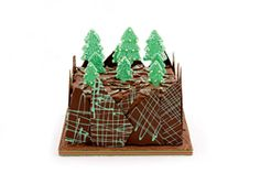 Creative Company | Katrien's Cakes: Shards and Christmas trees Creative Company, Cake Art, Christmas Trees, Advent Calendar, Craft Projects, Cakes, Holiday Decor, Home Decor, Xmas Trees