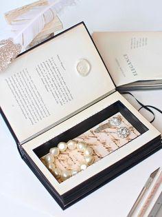 Make Kate's secret book box