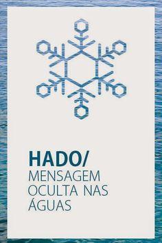 Blog da UMAPAZ (Beta): Palestra: HADO - Mensagem Oculta nas Águas