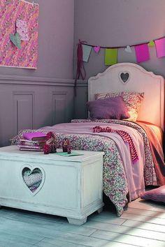 Dormitorios lila