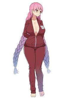 Anime Henti, Chica Anime Manga, Anime Demon, Manga Girl, Kawaii Anime Girl, Anime Art Girl, Anime Girls, Cute Anime Character, Character Art
