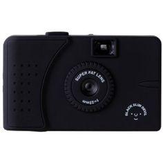 Black Slim Devil (Wide Angle Lens) Camera  Love this little camera, super wide lens!