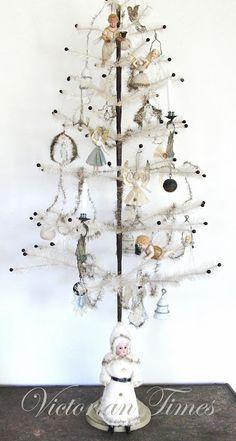 Victorian Times Christmas Tree