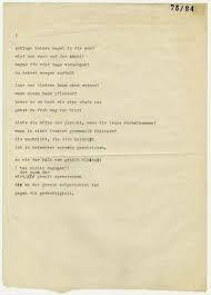 Gedicht brecht engel