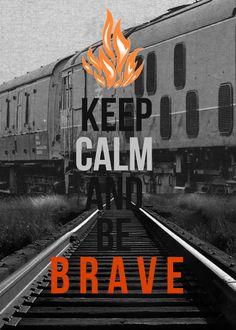 LOVE the Divergent Trilogy <3