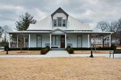 historic Taylor-Brawner House in Smyrna, Georgia