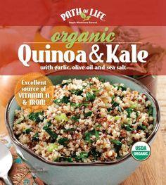 Path of Life Organic Quinoa & Kale