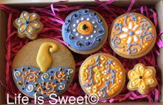 Diwali cookies