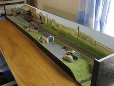 For the model train enthusiast, purchasing the rolling stock is only the start of what will become an extensive, and possibly life changing project maybe very Ho Train Layouts, N Scale Layouts, Ho Model Trains, Ho Trains, Escala Ho, Model Railway Track Plans, N Scale Trains, Model Training, Standard Gauge