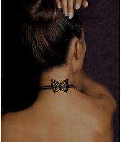 Neck Tattoo Ideas, Tattoo Designs, Small Tattoos, neck tattoo for girls, neck tattoo below collar below neck tattoo tattoo below neck pain tattoo between neck and shoulder tattoo down neck neck tattoo for women Best Neck Tattoos, Girl Neck Tattoos, Neck Tattoos Women, Boy Tattoos, Music Tattoos, Body Art Tattoos, Tatoos, Tattoo Women, Animal Tattoos