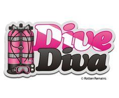 You got a problem with that? # dsscubadivinggear.com # dive knife # scuba tank