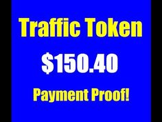 Traffic Token Payment Proof - $150.40 Week 1 Affiliate Pay