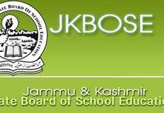 JKBOSE Class 12th Chemistry paper re-exam notified