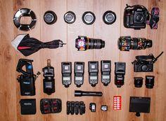Whats in my Bag | A Nikon & Fuji Wedding Photographer