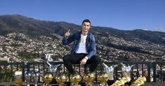 http://ift.tt/2CArh8t http://ift.tt/2CN5ZkG  Cristiano Ronaldo one of the worlds most prominent footballers praised the new year in style by flaunting his trophies.  The Real Madrid forward who measured up to Lionel Messis count of 5 Ballon dOrs postured in his Madeira country with the 15 singular trophies he has won all through his stellar profession.  See one more photo underneath..