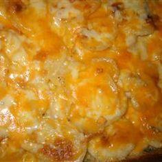 Steak House Au Gratin Potatoes Allrecipes.com