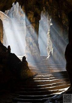 2. Khao #Luang grottes, #Phetchaburi, Thaïlande - 50 #étonnantes grottes…
