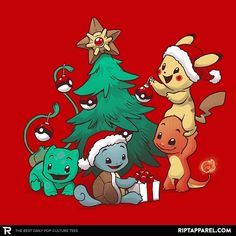 Pokemas - Collection Image - RIPT Apparel