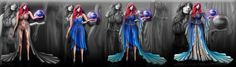 Sea Elf Character Cosplay Concept Outfit by emmagucci on DeviantArt