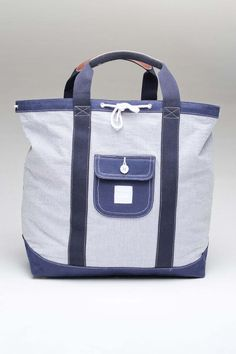 Nautical tote for summer