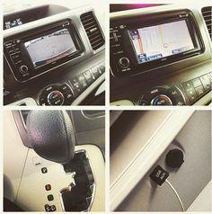 4 básicos de Mamá en un auto: Mapa Interactivo frontal, palanca de maneno ergonómica, cámara de reversa y USB aux, para estar bien conectada en todo momento |Toyota| #Sienna @toyotausa  #Vayamosjuntos #LaGuiadeMamá #DepaseoconMamá #Holidayroadtrip