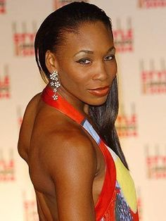 #VenusWilliams is a perfect tennis player.