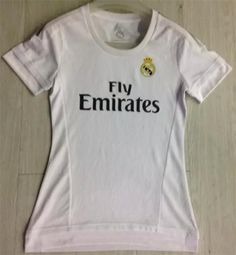 2015 Real madrid women jersey Real Madrid Soccer, Tank Tops, Clothes, Women, Fashion, Real Madrid Football, Outfits, Moda, Halter Tops