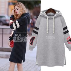 Hot Sale Winter Women Dress Velvet 2015 New Fashion Europe Large Size Loose Thick Long Sleeve Casual Dresses S20027