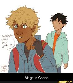 Percy looking so innocent and confused in the background. He also looks eerily like Will