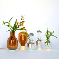 Glassware by David Derksen    Dutch company Organisation in Design has announced the designers and brands that will exhibit at Ventura Lambrate 2013 during the Salone Internazionale del Mobile in Milan next month.