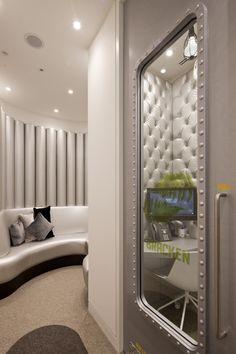 YoutubesCreator Space, London, UK by architecture & interior design studio PENSON