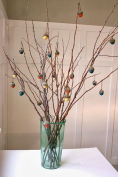 Pleats and Ruffles: Harvest Color Branches Tutorial