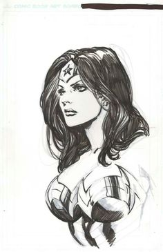 Wonder Woman by Ivan Reis