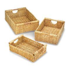 Maize Nesting Basket Set