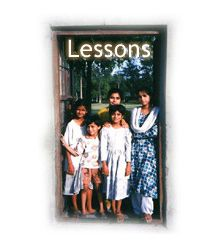 A Door into Hindi -- 24 Video Lessons with language and culture objectives.