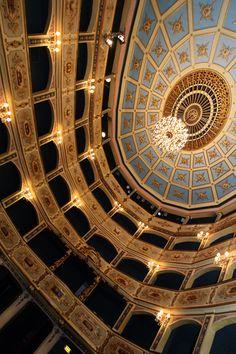 The historic Manoel Theatre where the annual Malta International Opera Festival is hosted