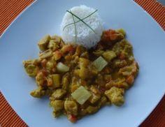 Geflügelcurry - Rezept - ichkoche.at