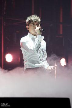 17th Anniversary Concert WE (Shanghai): 민우