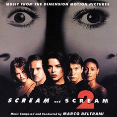 Scream And Scream 2: Music From The Dimension Motion Pictures - Various Artists on LP September 16 2016 Pre-order