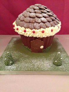 wilton giant cupcake pan instructions