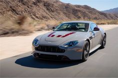 The Aston Martin Vantage range - the ferocious V12 Vantage S