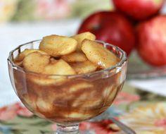 Sautéed Apples