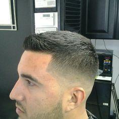 Nice Fade High And Tight Haircut, High Fade Haircut, Haircut For Thick Hair, Mens Hairstyles 2016, Hairstyles Haircuts, Boy Haircuts Short, Haircuts For Men, Short Hair Cuts, Short Hair Styles